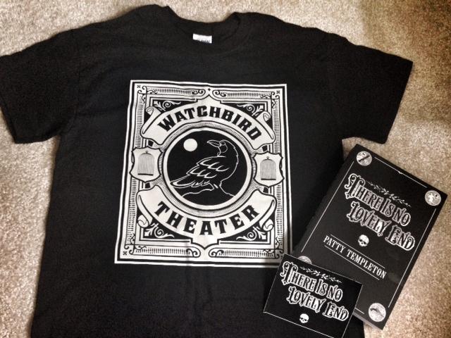 watchbird theater shirt