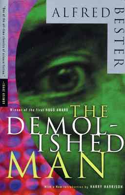 Alfred Bester The Demolished Man-small