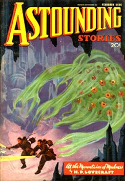Astounding Stories At the Mountains of Madness-small