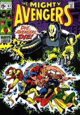 Avengers 67 Ultron-small