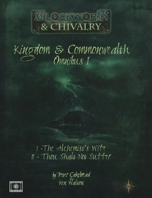 Clockwork and Chivalry Kingdom and Commonwealth-small