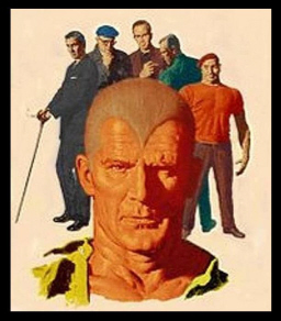 Doc Savage poster