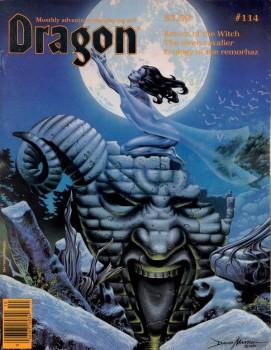Dragon 114 David Martin