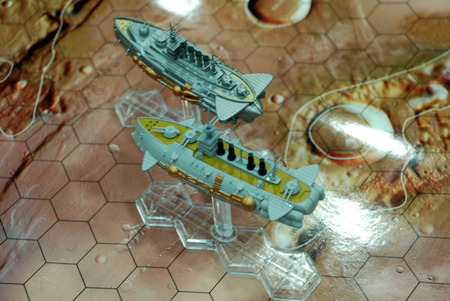 Leviathans cruise to victory over the British Channel