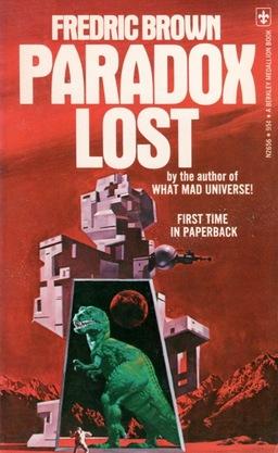 Paradox Lost Fredric Brown-small