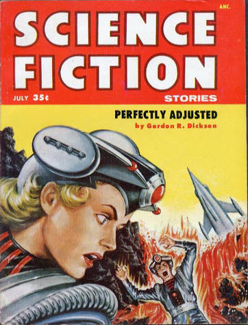 Science Fiction July 1955-small