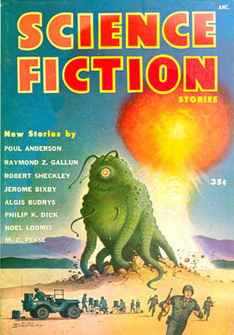 Science Fiction Stories issue 1-small