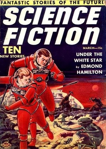 Science Fiction magazine March 1939-small