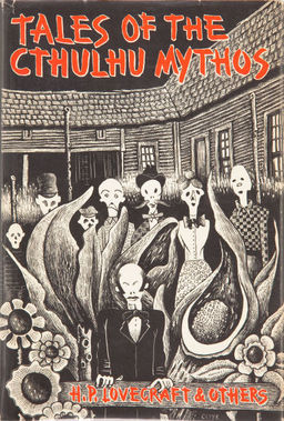 Tales of the Cthulhu Mythos 1969-small