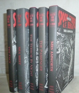 The Collected Spook Stories E. F. Benson-small