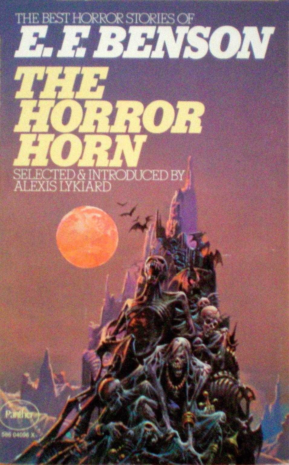 Resultado de imagem para The Horror Horn E. F. Benson