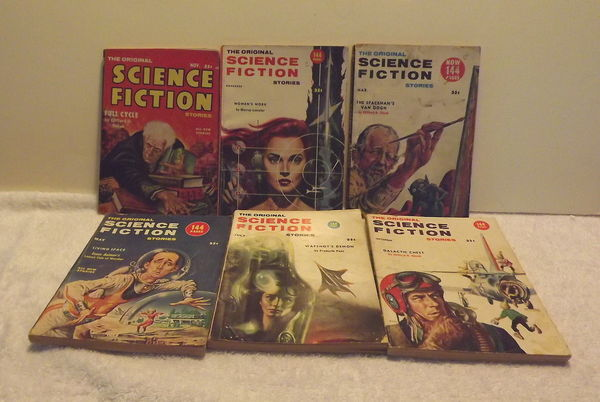The Original Science Fiction Stories 1950-small