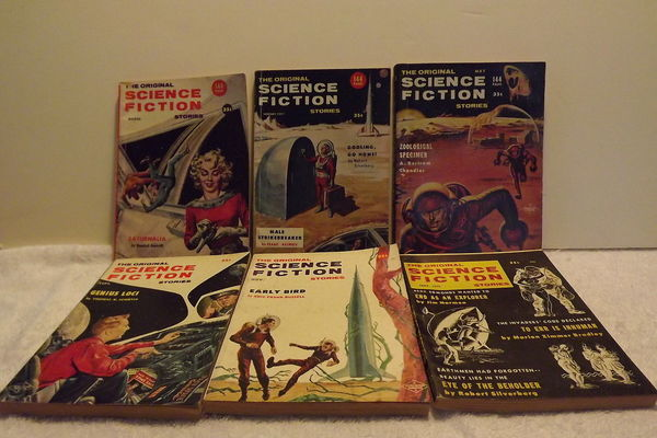 The Original Science Fiction Stories 1950s-small