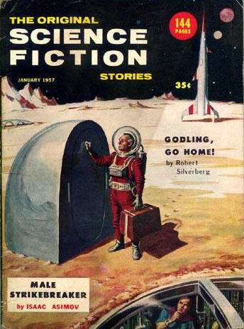 The Original Science Fiction Stories January 1957-small
