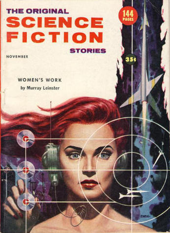 The Original Science Fiction Stories November 1956-small