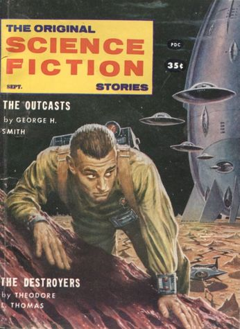 The Original Science Fiction Stories September 1958-small