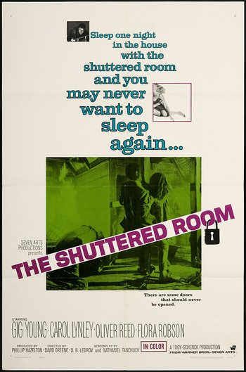 The Shuttered Room poster-small