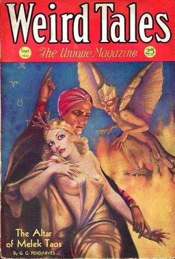 Weird Tales, September 1932