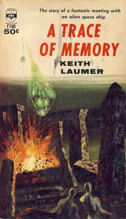 A Trace of Memory Keith Laumer-small