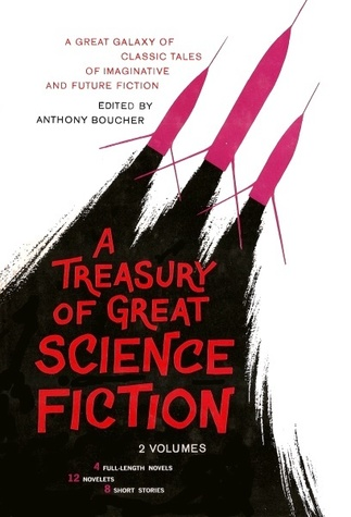 A Treasury of Great Science Fiction Volume One-small