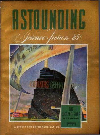 Astounding Science Fiction January 1945-small