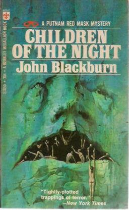 Children of the Night John Blackburn Berkley-small