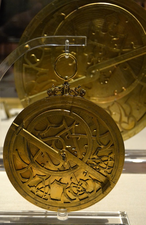 The good old days, when scientific instruments were works of art.