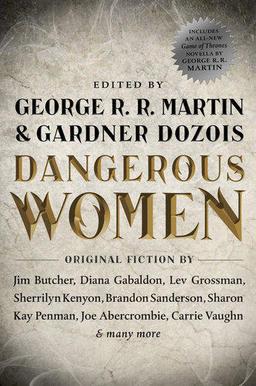 Dangerous Women Martin and Dozois-small