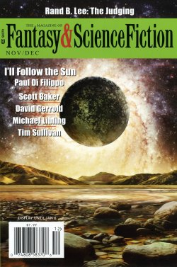 Fantasy and Science Fiction November December 2014