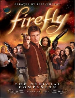Firefly the Official Companion-small