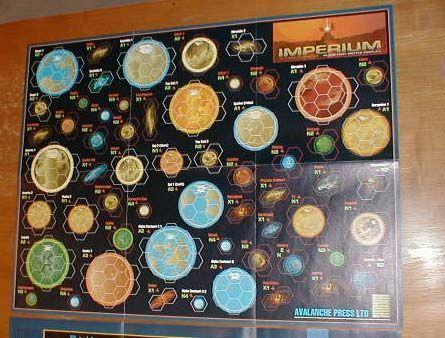 Imperium 3rd Millennium map3