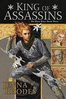 King of Assassins Jenna Rhodes-small