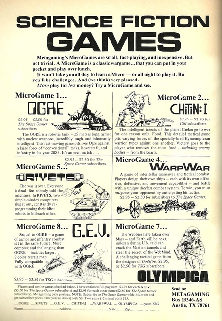 Metagaming ad Analog 1978-small