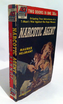 Narcotic Agent Junkie Ace Double-small