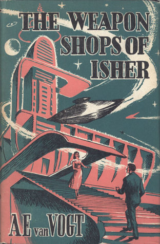The Weapon Shops of Isher 1952-small