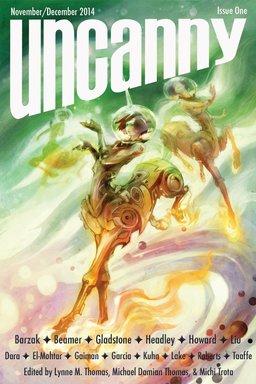 Uncanny Magazine Issue 1-small