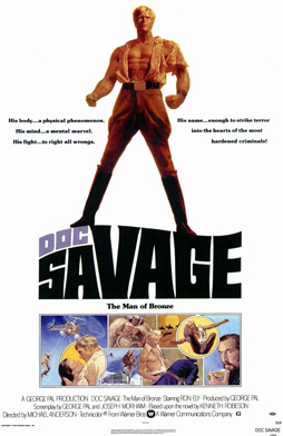 Doc Savage: The Man of Bronze