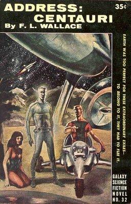 Address Centauri, Galaxy Novel 15-small