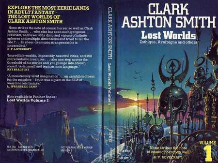 Clark Ashton Smith Lost Worlds-small