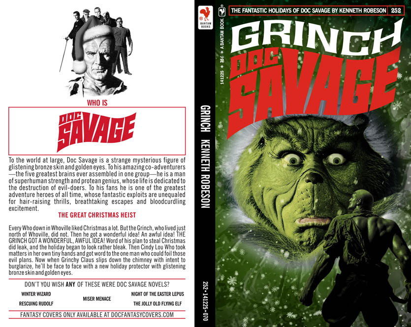 doc savage grinch small
