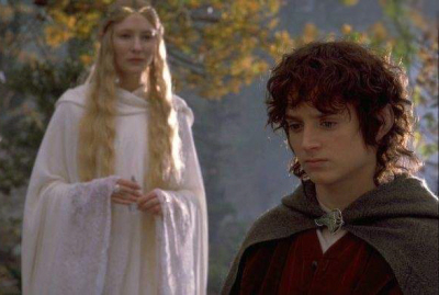 Galadriel and Frodo-small