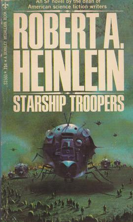 Heinlein Starship Troopers-small