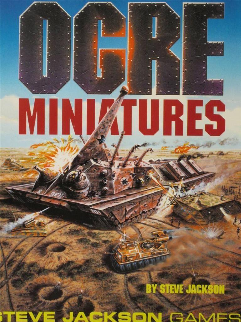 Toys Against The Machine, le fanzine qui parle de trucs dont (presque) tout le monde se fiche Ogre-Miniatures
