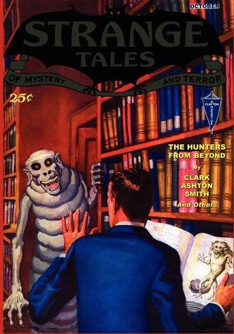 Strange Tales Wildside Pulp Reprint-small