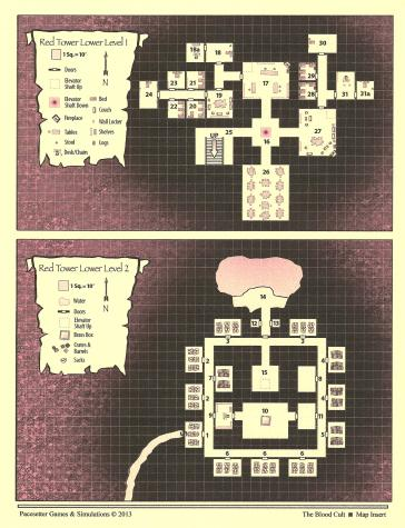 The Blood Cult map insert 3-small