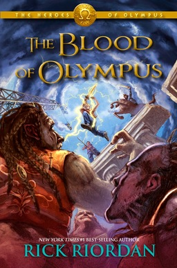 The Blood of Olympus-small