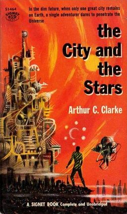 The City and the Stars Arthur C. Clarke-small