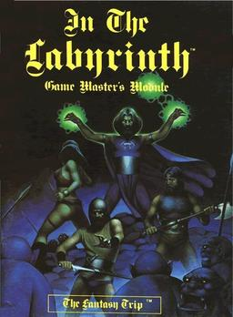 The Fantasy Trip In the Labyrinth-small
