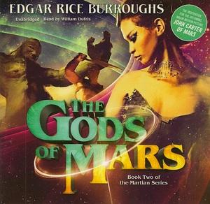 The Gods of Mars MP3-small