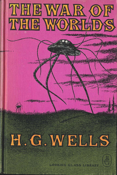 an analysis of the novel the war of the worlds by hgwells
